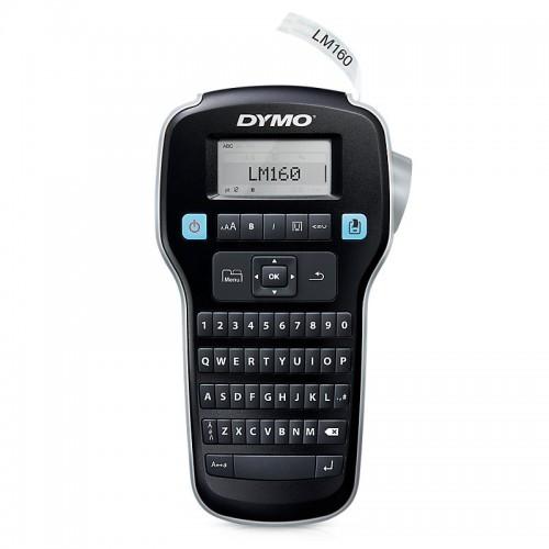 Drukarka etykiet Dymo Labelmanager 160 od góry
